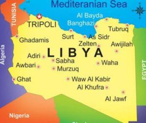 Libia esportazioni petrolio