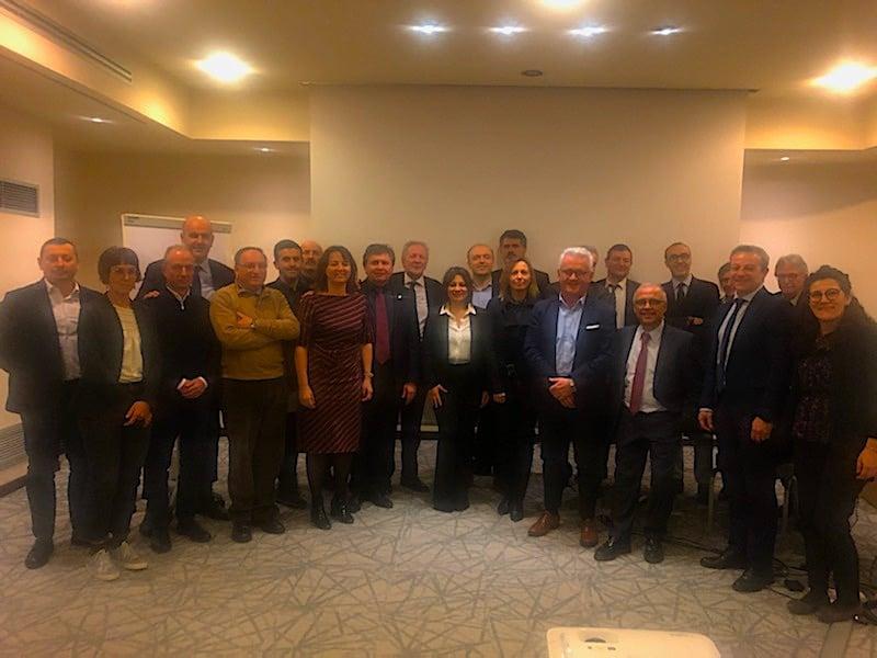 Incontro Fraer Leasing Confartigianato Bologna 14 febbraio 2020