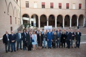 Consiglio Ferrara Castello Estense