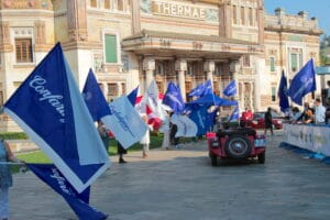Autogiro d'Italia salsomaggiore terme confartigianato