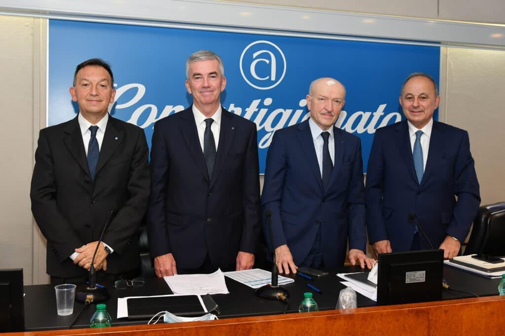 presidente Confartigianato Mamoli marco Granelli Merletti Fumagalli