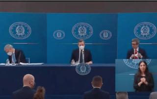 decreto sostegni presentazione conferenza stampa mario draghi