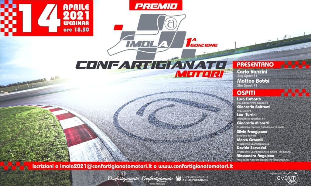 Gran Premio Imola 2021 Formula 1 Confartigianato Autoriparazione Partecipanti