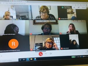 Gruppo donne impresa corso formazione credito