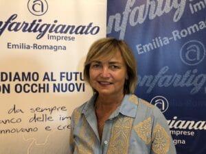 Cinzia Ligabue presidente Gruppo Donne Impresa Confartigianato Emilia Romagna