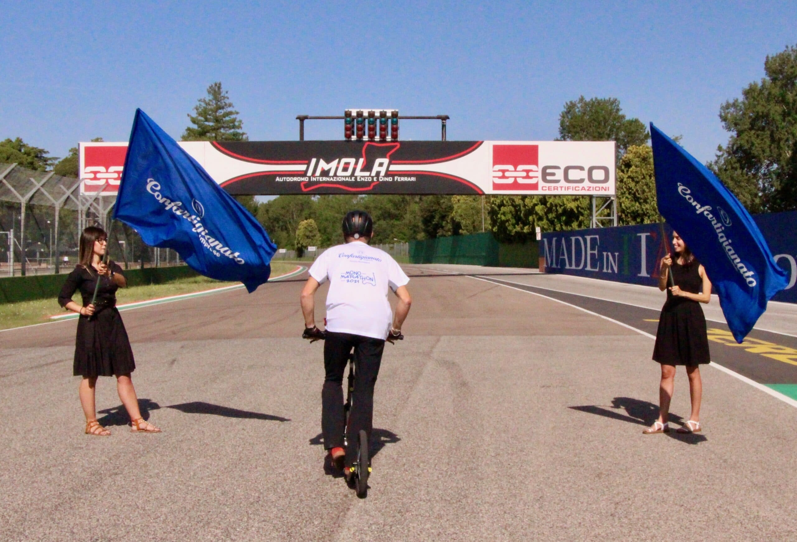 Monomarathon 2021 Massimo Bacchi Confartigianato Emilia Romagna
