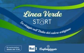 Linea Verde Start Rai 1 Confartigianato
